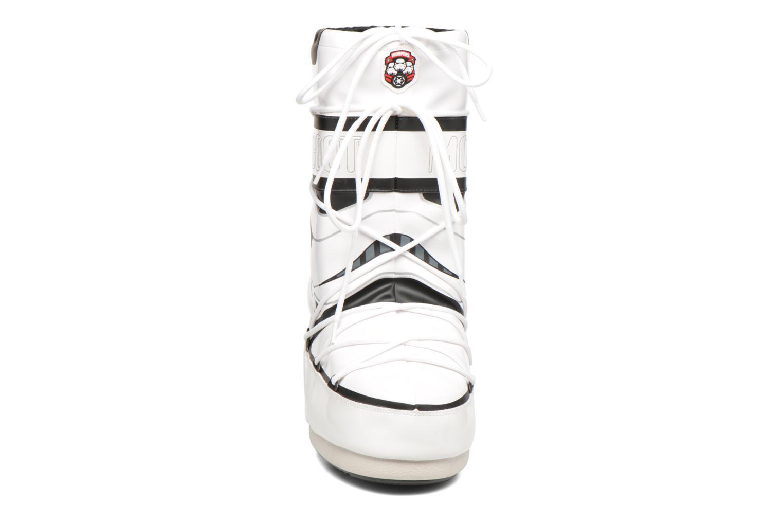 Støvler & gummistøvler Moon Boot Moon Boot Star wars Stormtrooper Hvid se skoene på