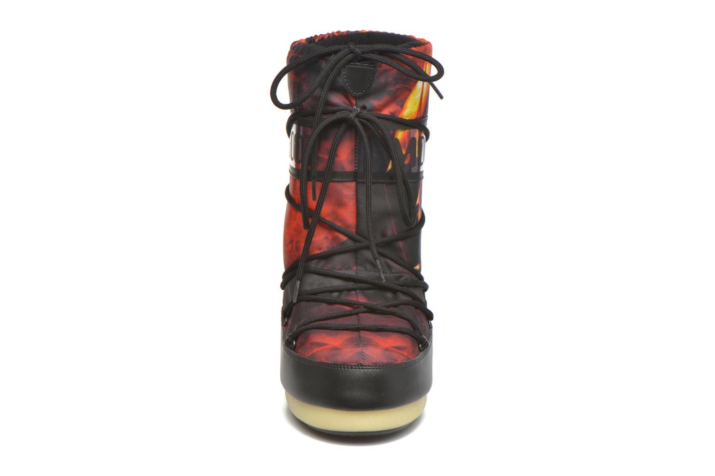 Støvler & gummistøvler Moon Boot Moon Boot Star wars Jr Fire Rød se skoene på