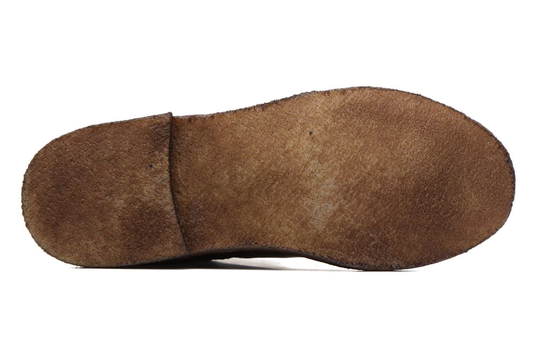 Bottines et boots Kickers Cricket Marron vue haut