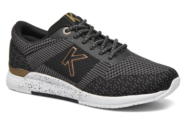 Zapatos casuales salvajes  Kickers Knitwear en F (Negro) - Deportivas en Knitwear Más cómodo 1c89bd