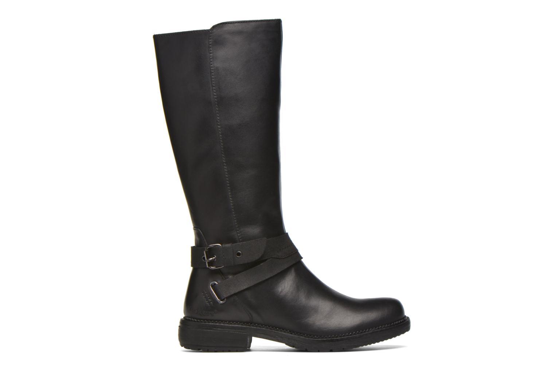 Bottines et boots Kickers Motcast Noir vue derrière