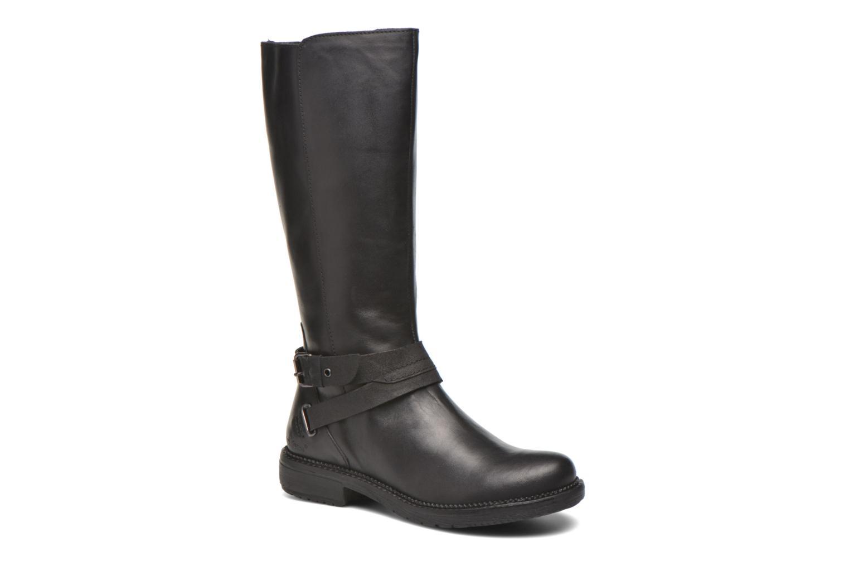 Bottines et boots Kickers Motcast Noir vue détail/paire
