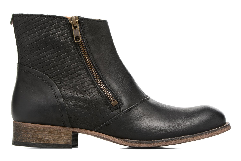 Bottines et boots Kickers Penny Noir vue derrière