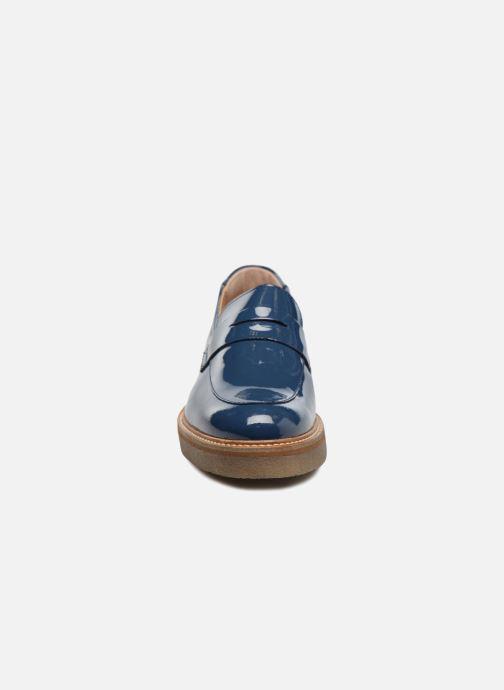 Mocassins Kickers Oxmox Blauw model