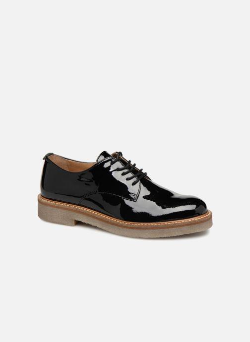 Scarpe con lacci Kickers Oxfork Nero vedi dettaglio/paio