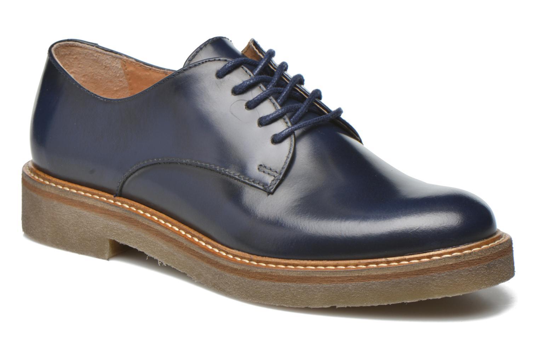 Kickers Oxfork (Azzurro) Scarpe (263880) con lacci chez Sarenza (263880) Scarpe ee1482