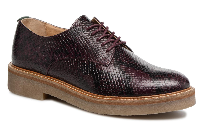 Gran descuento  Kickers  Oxfork (Violeta    Kickers  ) - Zapatos con cordones en Más cómodo 9b5b51