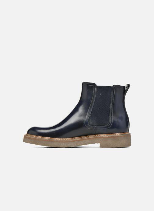 Boots en enkellaarsjes Kickers Oxfordchic Blauw voorkant