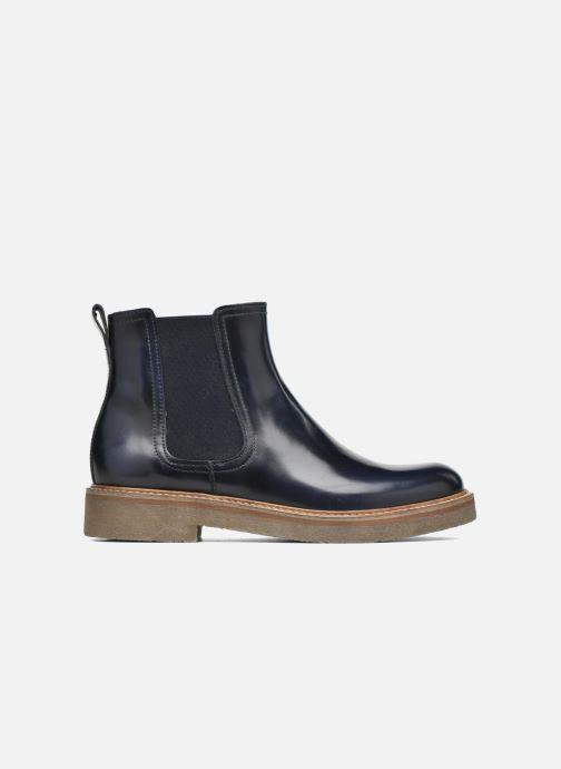 Boots en enkellaarsjes Kickers Oxfordchic Blauw achterkant