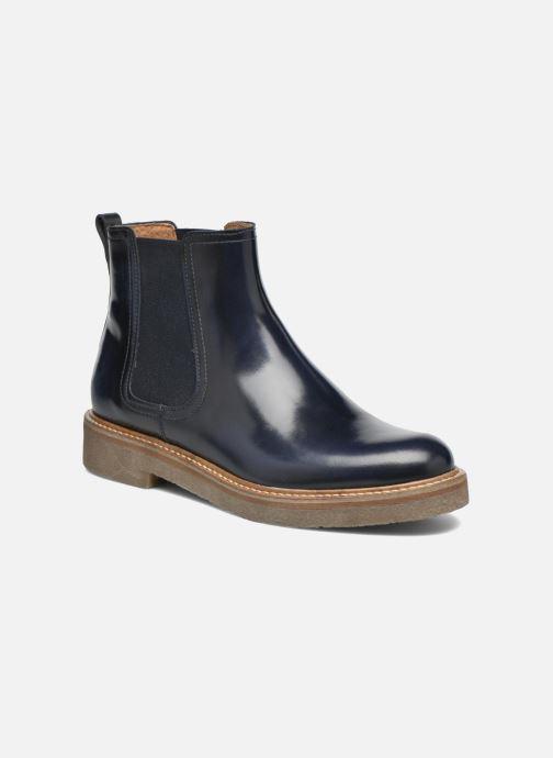 Boots en enkellaarsjes Kickers Oxfordchic Blauw detail