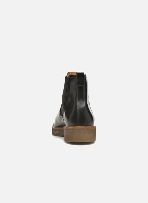 Stiefeletten & Boots Kickers Oxfordchic schwarz ansicht von rechts