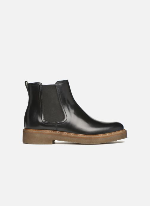 Stiefeletten & Boots Kickers Oxfordchic schwarz ansicht von hinten