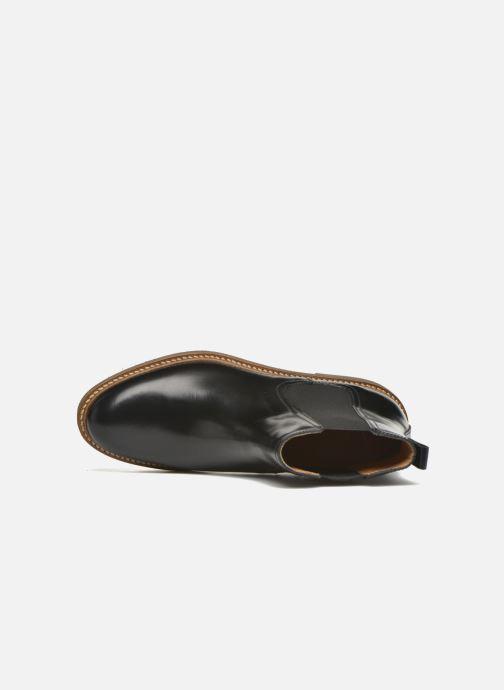 Stiefeletten & Boots Kickers Oxfordchic schwarz ansicht von links