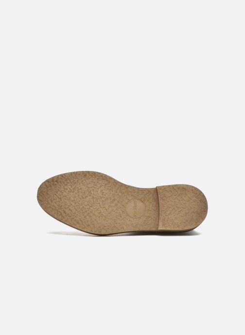 Bottines et boots Kickers Oxfordchic Noir vue haut