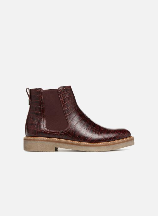 Kickers Oxfordchic (Bordeaux) - Bottines et boots chez  (341215)