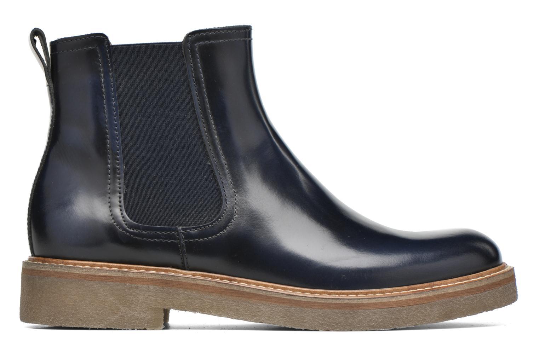 Bottines et boots Kickers Oxfordchic Bleu vue derrière