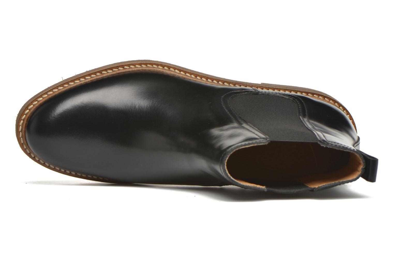 Bottines et boots Kickers Oxfordchic Noir vue gauche