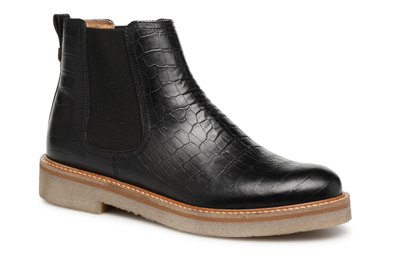 Nuevo - zapatos Kickers Oxfordchic (Negro) - Nuevo Botines  en Más cómodo 7c7dec