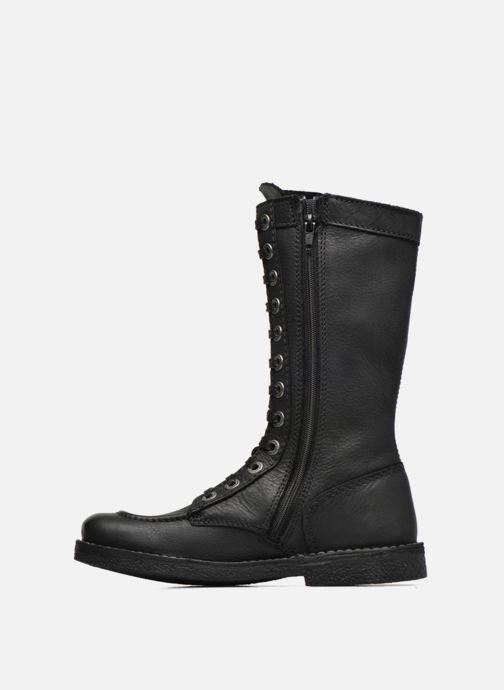 Stiefeletten & Boots Kickers Meetkiknew schwarz ansicht von vorne