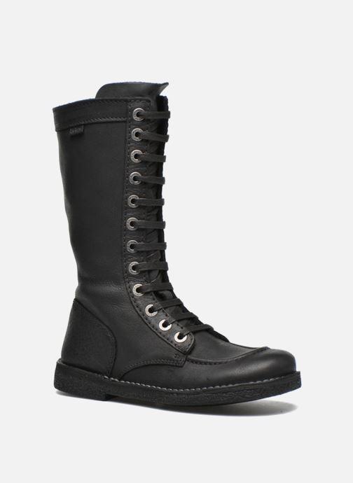 Stiefeletten & Boots Kickers Meetkiknew schwarz detaillierte ansicht/modell