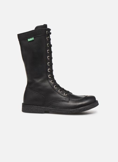 Boots en enkellaarsjes Kickers Meetkiknew Zwart achterkant