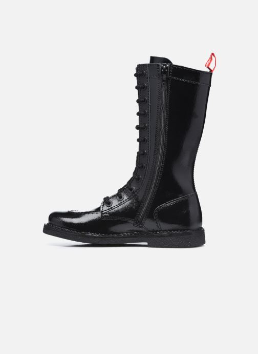 Bottines et boots Kickers Meetkiknew Noir vue face