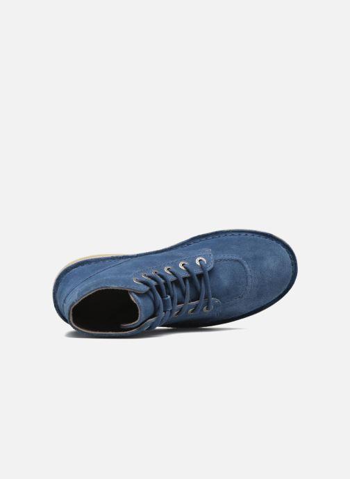 Kickers Orilegend F (Bleu) Bottines et boots chez Sarenza