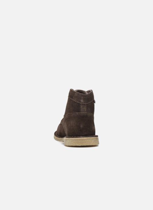 Boots en enkellaarsjes Kickers Orilegend F Bruin rechts