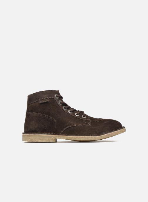 Stiefeletten & Boots Kickers Orilegend F braun ansicht von hinten