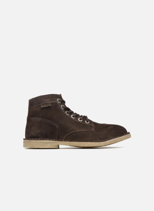 Boots en enkellaarsjes Kickers Orilegend F Bruin achterkant