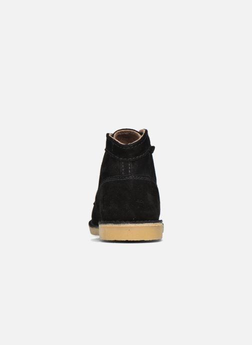 Boots en enkellaarsjes Kickers Orilegend F Zwart rechts