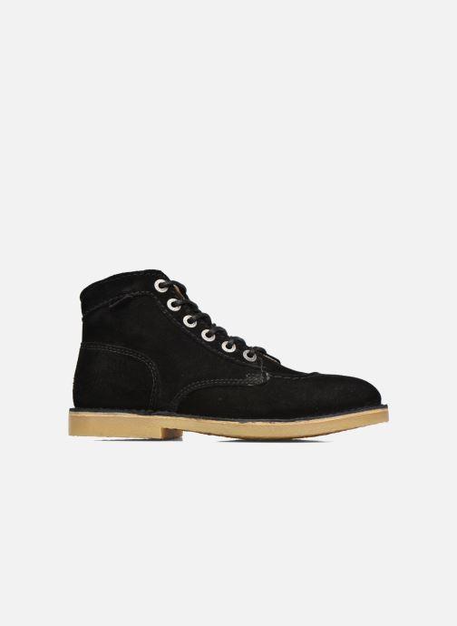 Boots en enkellaarsjes Kickers Orilegend F Zwart achterkant