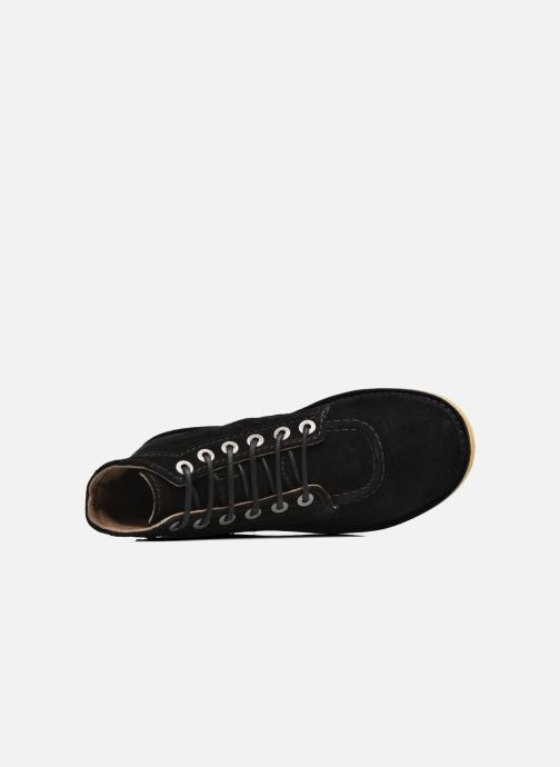 Boots en enkellaarsjes Kickers Orilegend F Zwart links