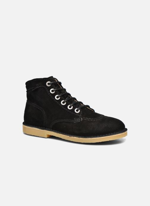 Boots en enkellaarsjes Kickers Orilegend F Zwart detail