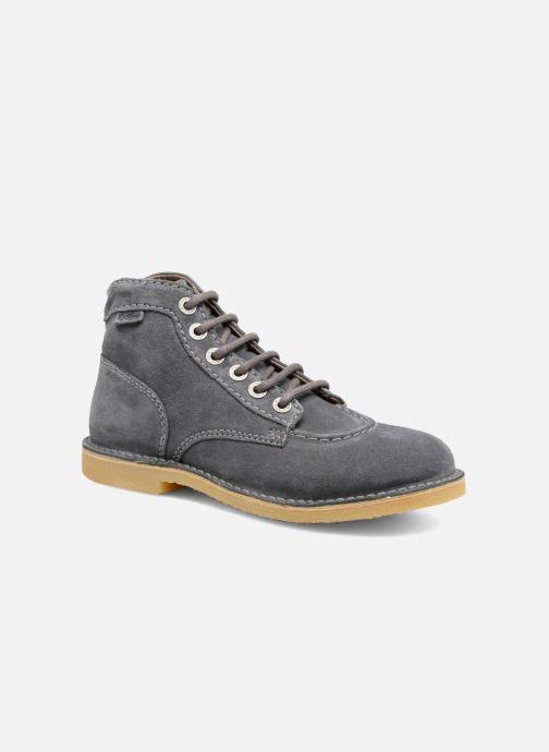 Boots en enkellaarsjes Kickers Orilegend F Grijs detail
