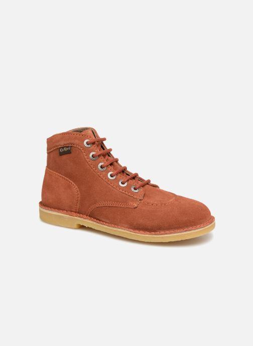 Boots en enkellaarsjes Kickers Orilegend F Oranje detail