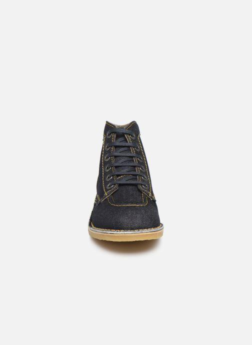 Ankelstøvler Kickers Orilegend F Blå se skoene på