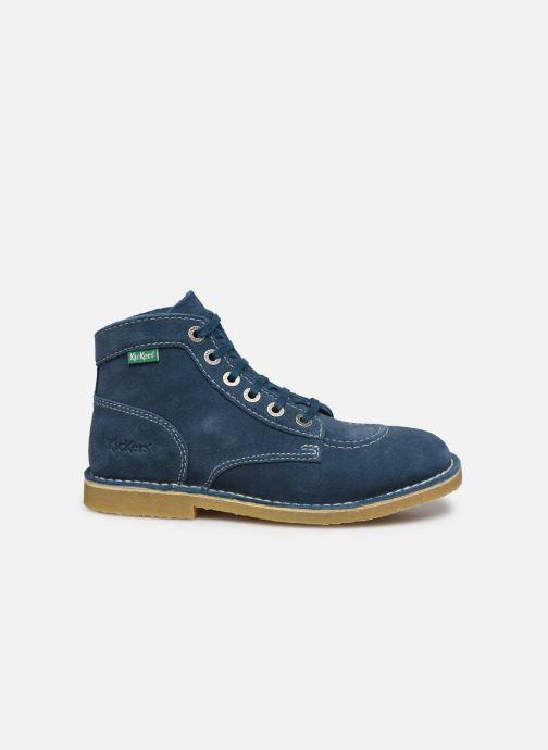 Stiefeletten & Boots Kickers Orilegend F blau ansicht von hinten