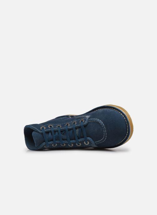 Stiefeletten & Boots Kickers Orilegend F blau ansicht von links