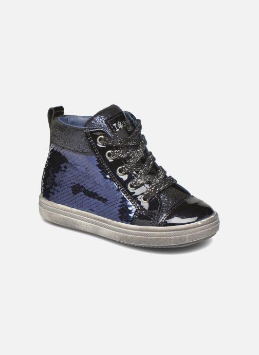 Baskets Acebo's Sequina Bleu vue détail/paire