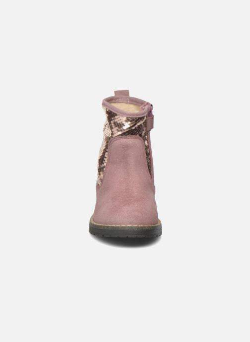 Ankle boots Acebo's Botina Pink model view