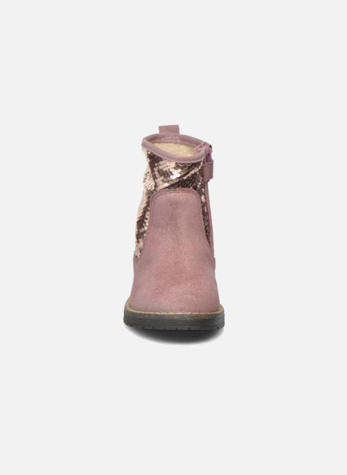 Stivaletti e tronchetti Acebo's Botina Rosa modello indossato