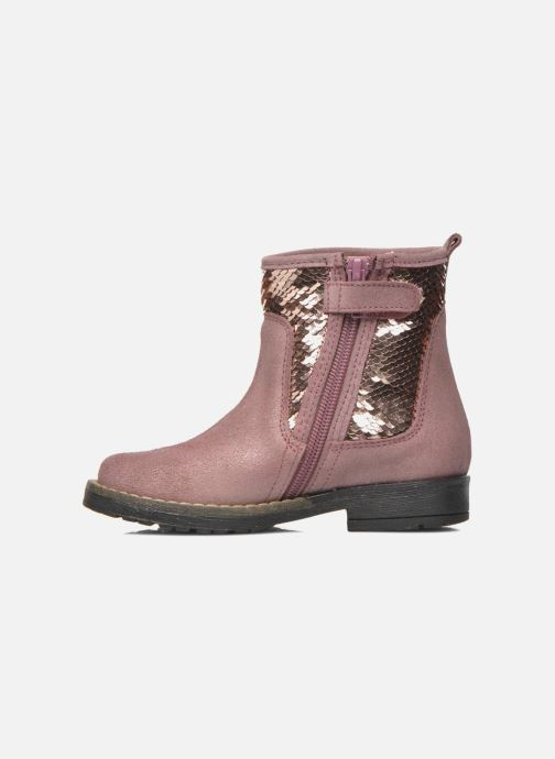 Ankle boots Acebo's Botina Pink front view