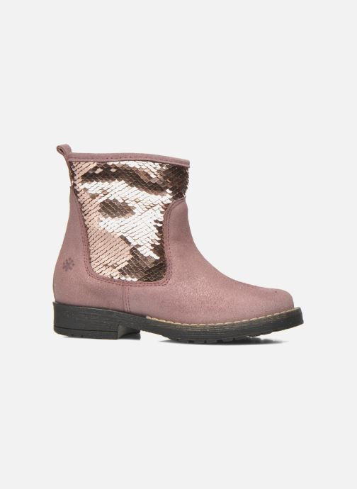 Ankle boots Acebo's Botina Pink back view