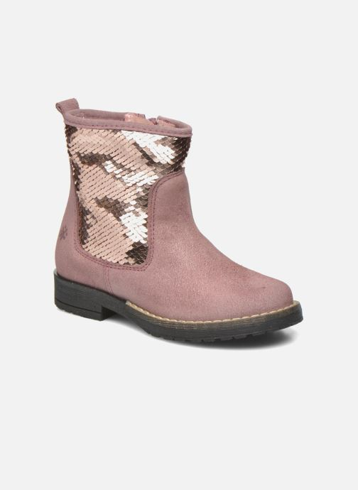 Boots en enkellaarsjes Acebo's Botina Roze detail