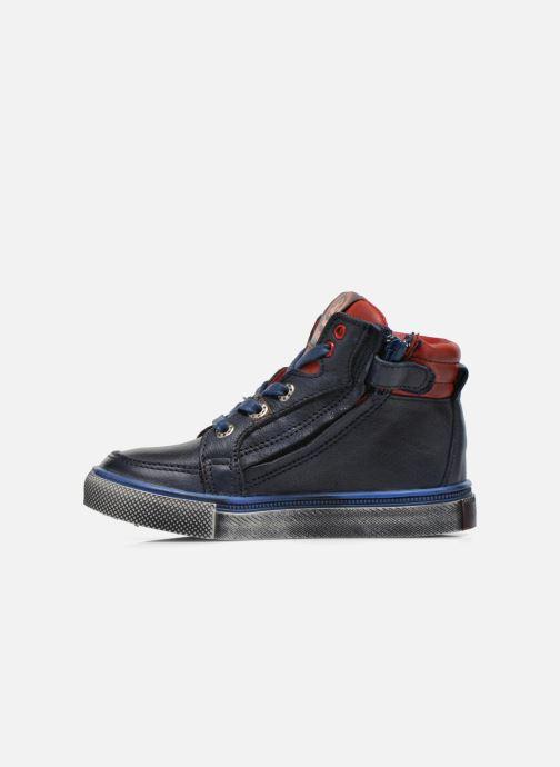 Sneakers Acebo's Paulo Azzurro immagine frontale