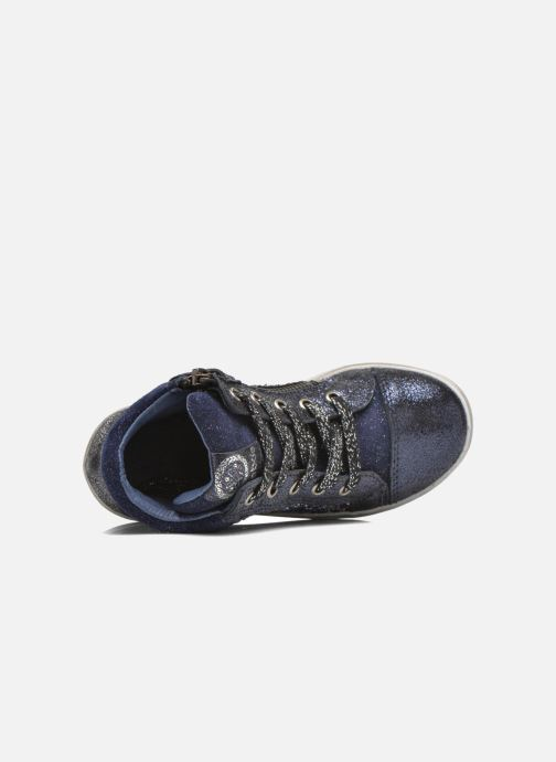 Baskets Acebo's Anabella Bleu vue gauche