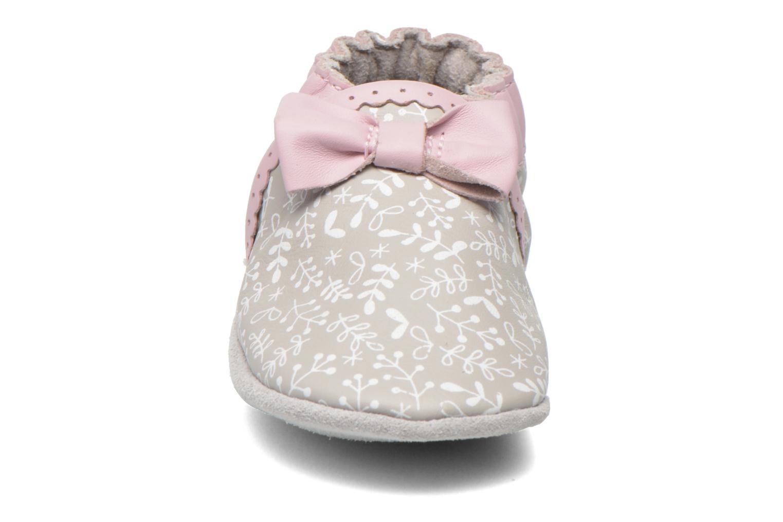 Pantoffels Robeez Tenderness Grijs model
