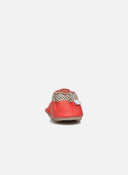 Pantofole Robeez Speed Rosso immagine destra