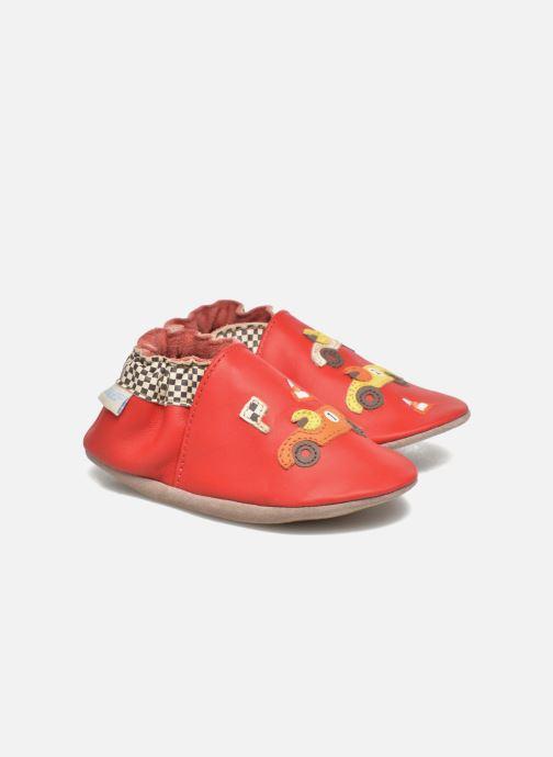 Pantofole Robeez Speed Rosso vedi dettaglio/paio